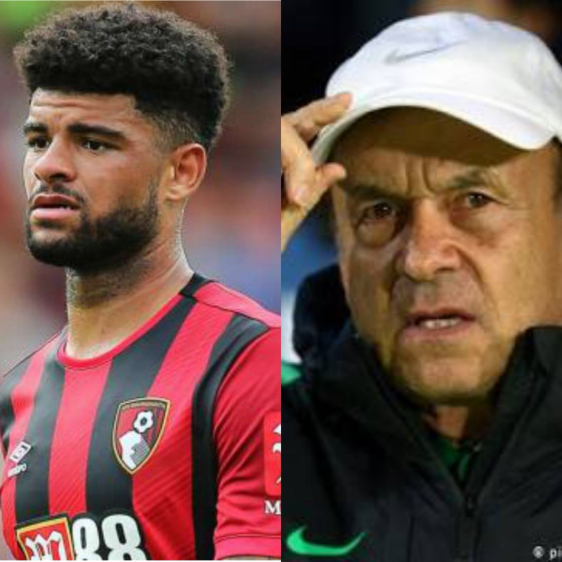 ?I will never beg any player to play for the Super Eagles? ? Gernot Rohr says after Bournemouth player Billing rejected Nigeria