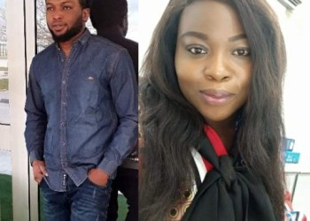 Nigerian man tenders public apology to a Lady for ''fondling'' her breast without her consent many years ago