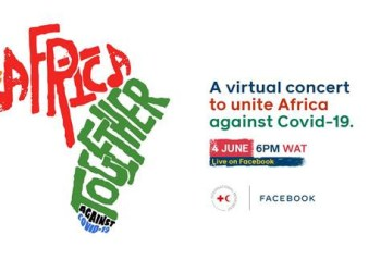 Top Nigerian Artistes to Perform at Facebook & Red Cross #AfricaTogether Virtual Concert  ?Show to be hosted by Basketmouth