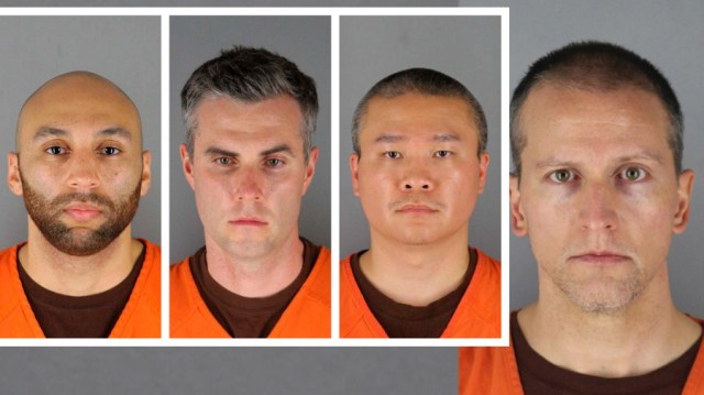 4 Minneapolis officers now charged in George Floyd?s death; Mugshots released