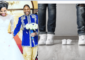 Olympic champion, Caster Semenya and her wife Violet Raseboya tease baby news with cryptic social media posts