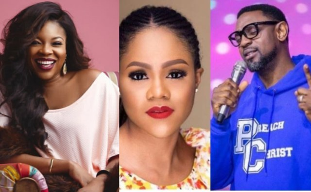 Kemi Adetiba slams man who said Busola Dakolo used her rape case against Pastor Fatoyinbo to get Instagram verification