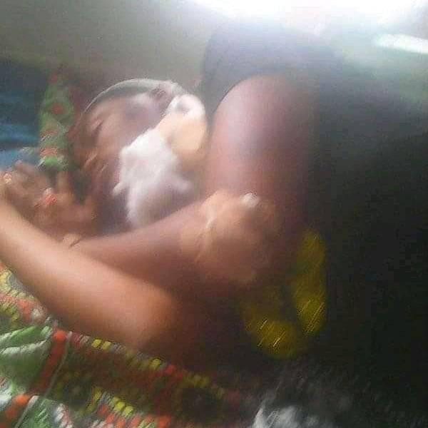 Nigerian lady recounts how her sister died after they were both kidnapped and raped