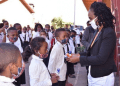 Madagascar's education minister fired for attempted embezzlement over her plans to buy $2.2million sweets for school children