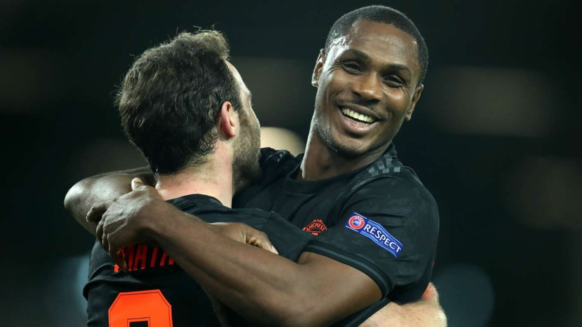 Ryan Giggs explains what makes Odion Ighalo stand out at Manchester United