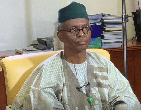 Governor El-Rufai lifts lockdown in Kaduna after 75 days; permits church and mosque services