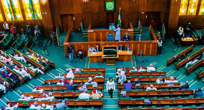House of Representatives pass revised 2020 budget of N10.8trn