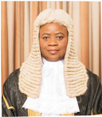 Senate confirms Dongban-Mensem as appeal court president