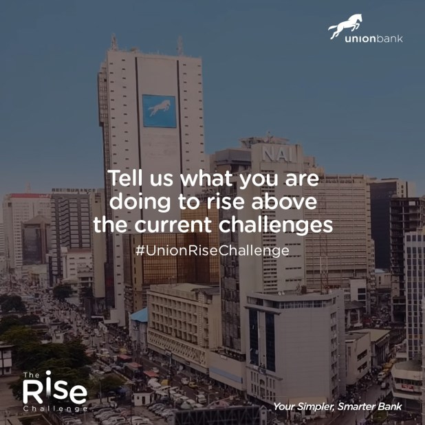 #UnionRiseChallenge ? What Are You Doing to Rise?