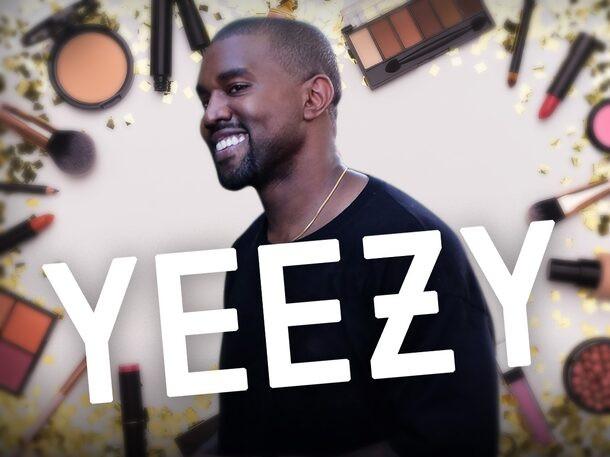 Kanye West rivalisera avec sa femme Kim et sa belle-sœur Kylie en élargissant sa marque Yeezy pour couvrir les cosmétiques et les parfums