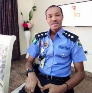 Aisha Buhari's ADC released after he was detained following his faceoff with President Buhari's nephew