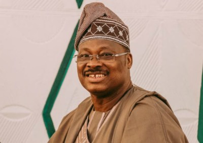 APC names Abiola Ajimobi as acting national Chairman after court suspended Oshiomole