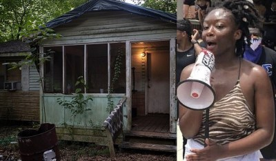 Police release photos of the Florida house where body of Oluwatoyin Salau was found