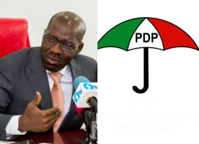 Godwin Obaseki joins PDP