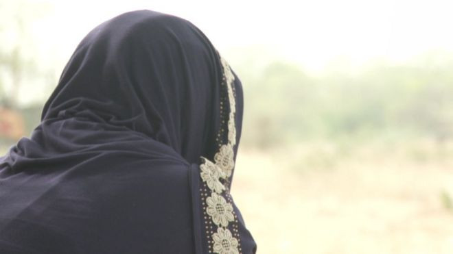 My uncle who is a Boko Haram member raped me and I can