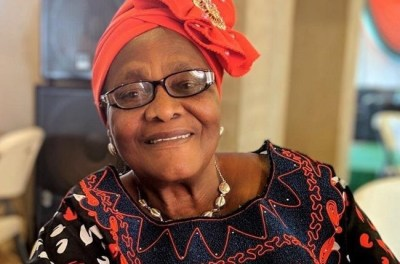 Oby Ezekwesili's mother dies at 78
