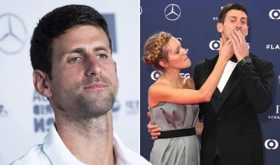 Novak Djokovic and his wife test positive for Coronavirus after Adria Tour