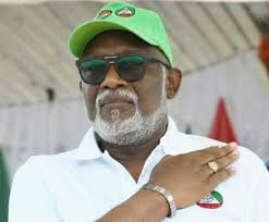 Akeredolu sacks all the aides of his deputy