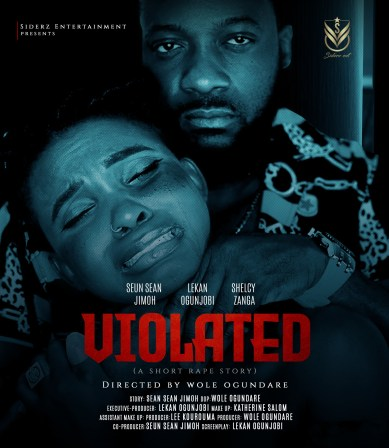 Watch ''Violated'' - The Trending Short Rape Movie