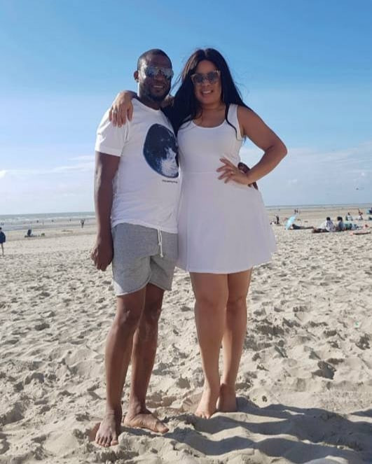Monalisa Chinda Coker shares rare photos of herself and her hubby
