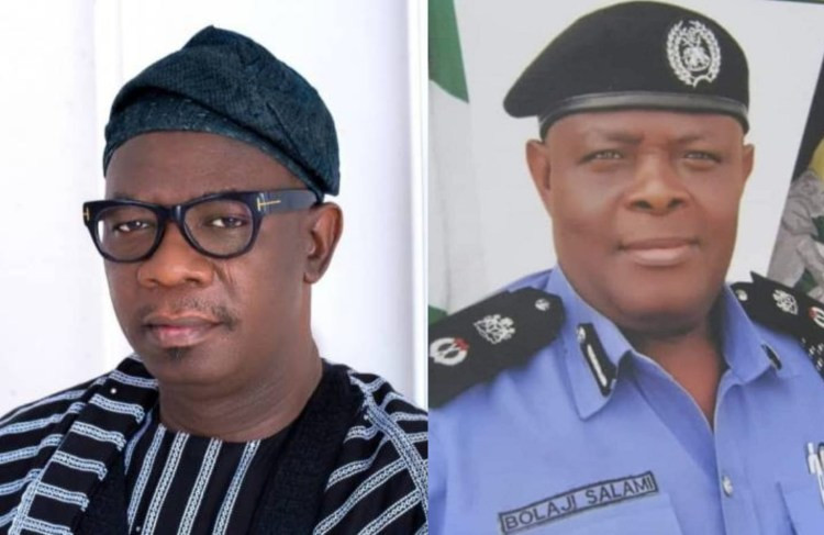 IGP orders Ondo police commissioner to restore Deputy Governor
