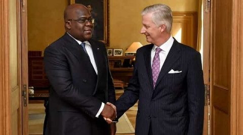 Belgian king apologises to DR Congo for colonial-era cruelty