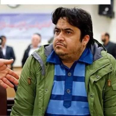 Iran court sentences ex-opposition leader Ruhollah Zam to death