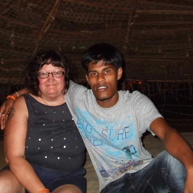 Woman who spent ?100,000 on Sri Lankan toyboy bigamist launches bid to get her life savings back after his murder