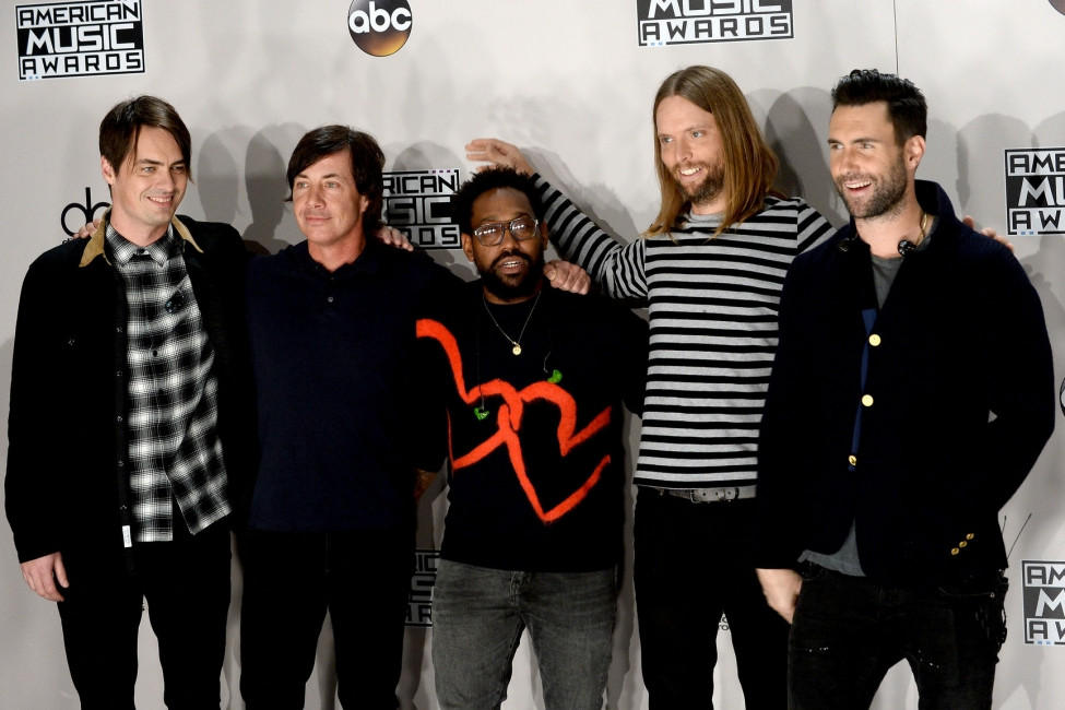 Maroon 5 star Mickey Madden arrested on domestic violence charge
