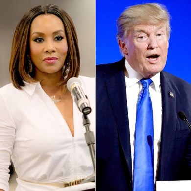 Hollywood actress Vivica Fox slams Donald Trump over Black Lives Matter