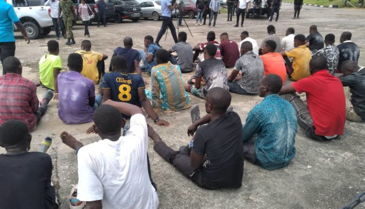 Cultists who killed man in video that went viral on social media have been arrested by SARS