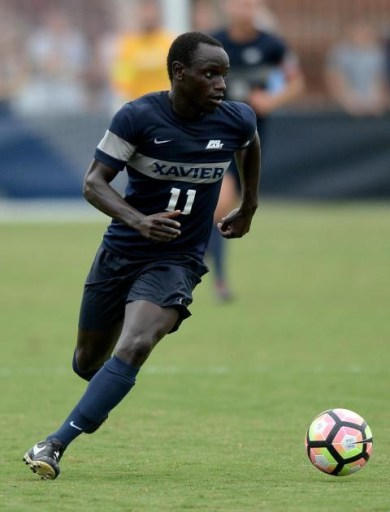 Ghanaian footballer, Derrick Otim dies at 24 after drowning in a lake in the US