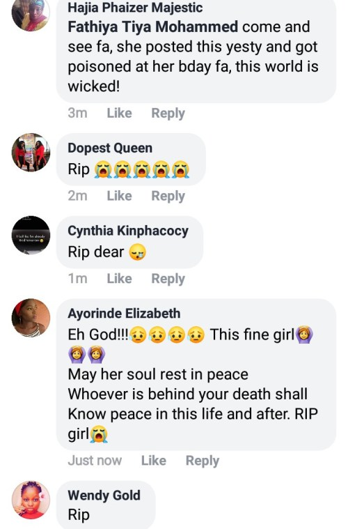 5f02042f6e6be - Tragedy As Make-up Artist Allegedly Slumps And Dies Whereas Dancing At Her Birthday Social gathering In Jos