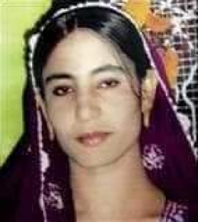 24 -year old woman stoned to death