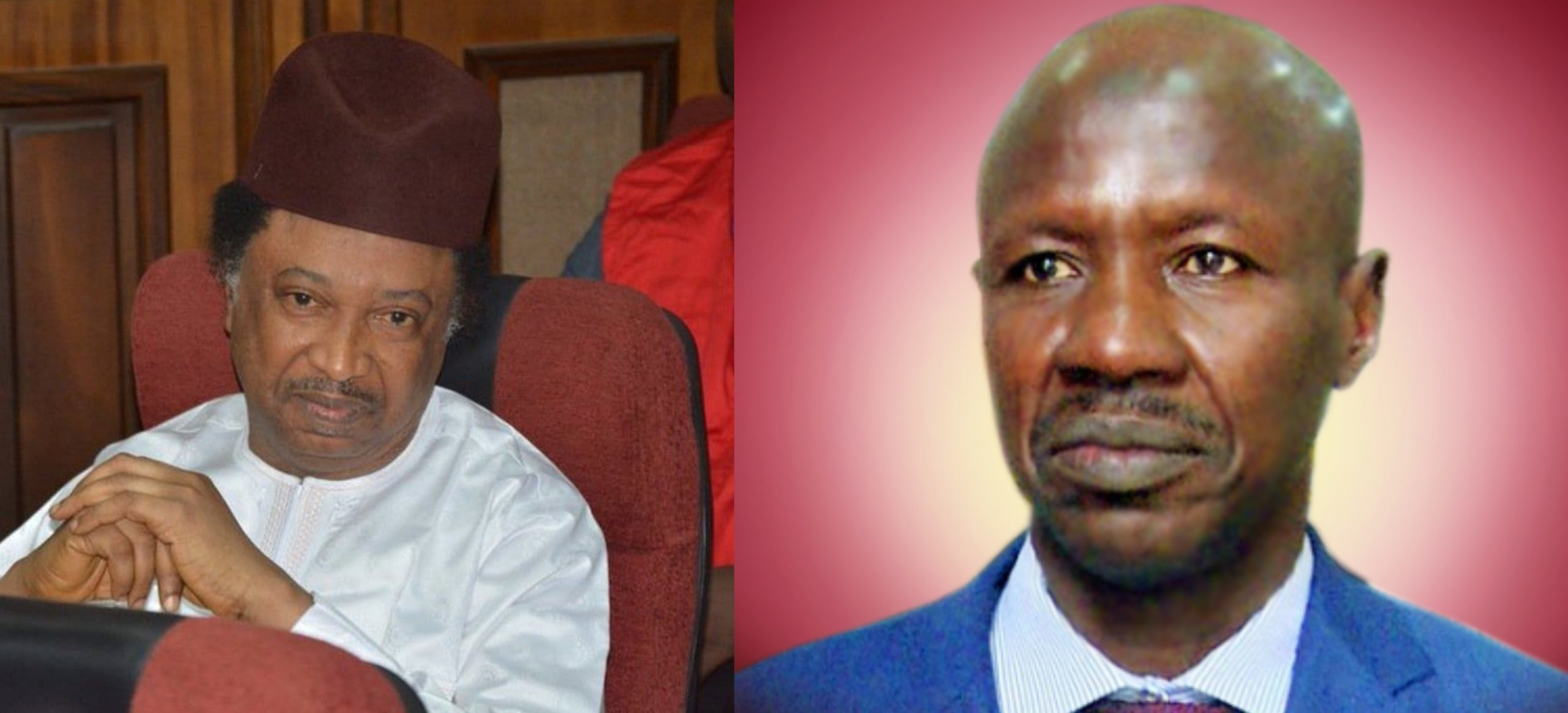 'The Magu Boys'- Shehu Sani reveals that EFCC is being ran by an inside cult