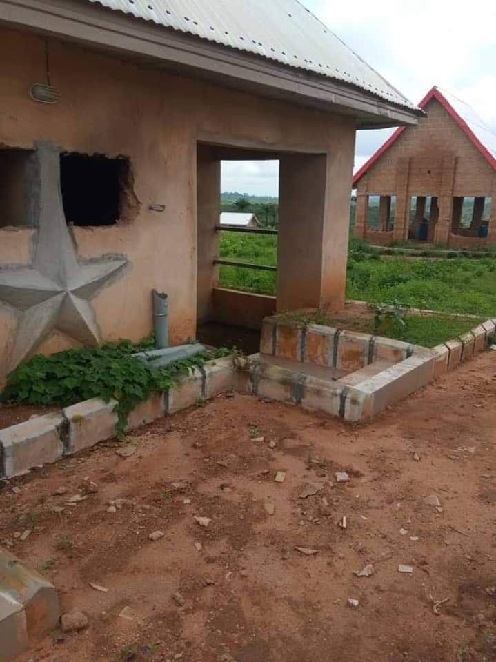 Church Of Satan demolished in Abia, police arrest founder (photos)