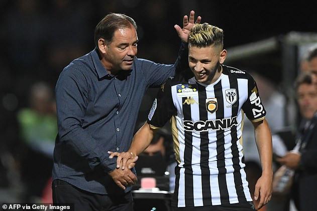 Footballer, Farid El Melali