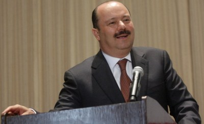 Fugitive Mexican Ex-Governor, Cesar Duarte arrested in United States