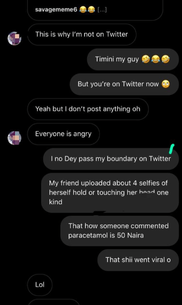 Stranger lies about having sex with a Twitter user he