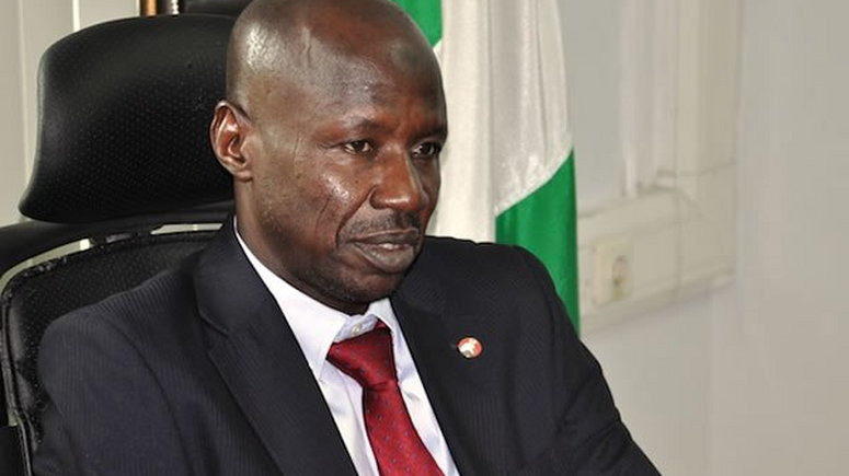 Ibrahim Magu probed over links with Kaduna-based Bureau De Change that has done transactions worth N336 billion, $435 million and 14 million Euros