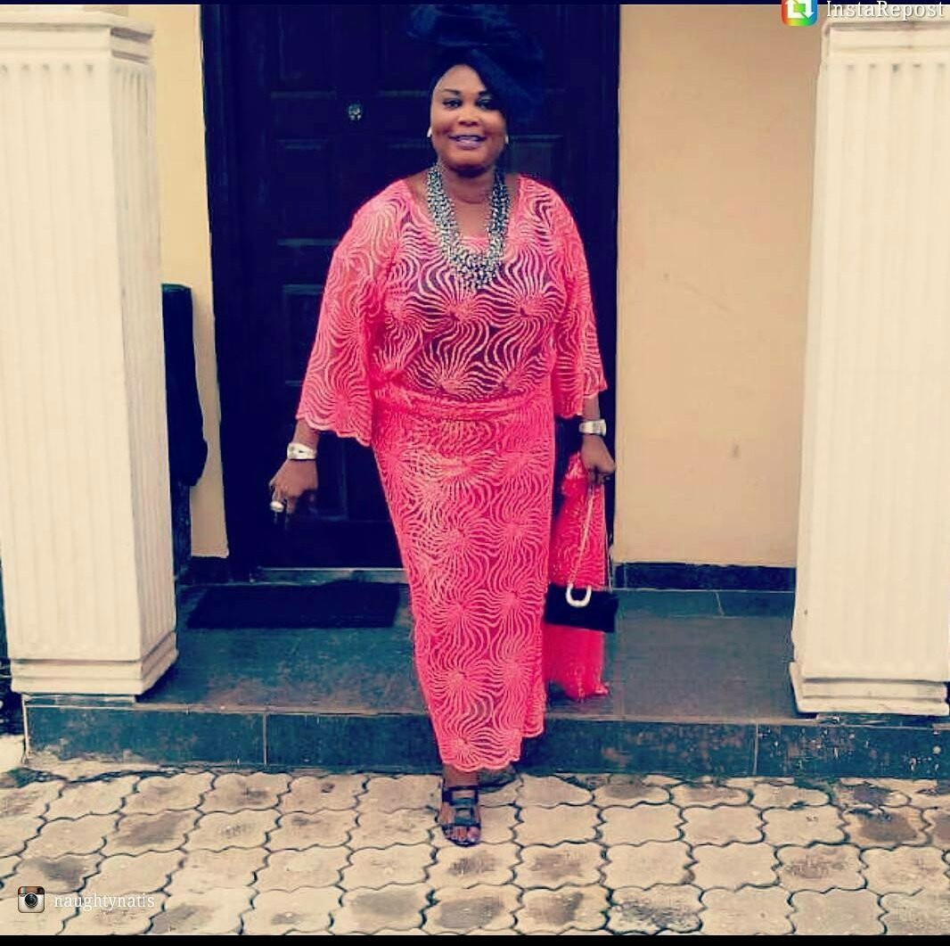 Nigerian man begin search for a rich companion for his mom who is in her 60s (photos)
