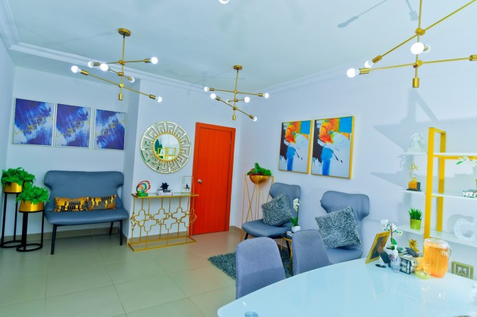 Chika Ike Unveils New Office and Studio In Lekki