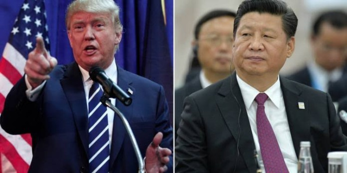 Trump administration considering banning Chinese Government officials from entering the US