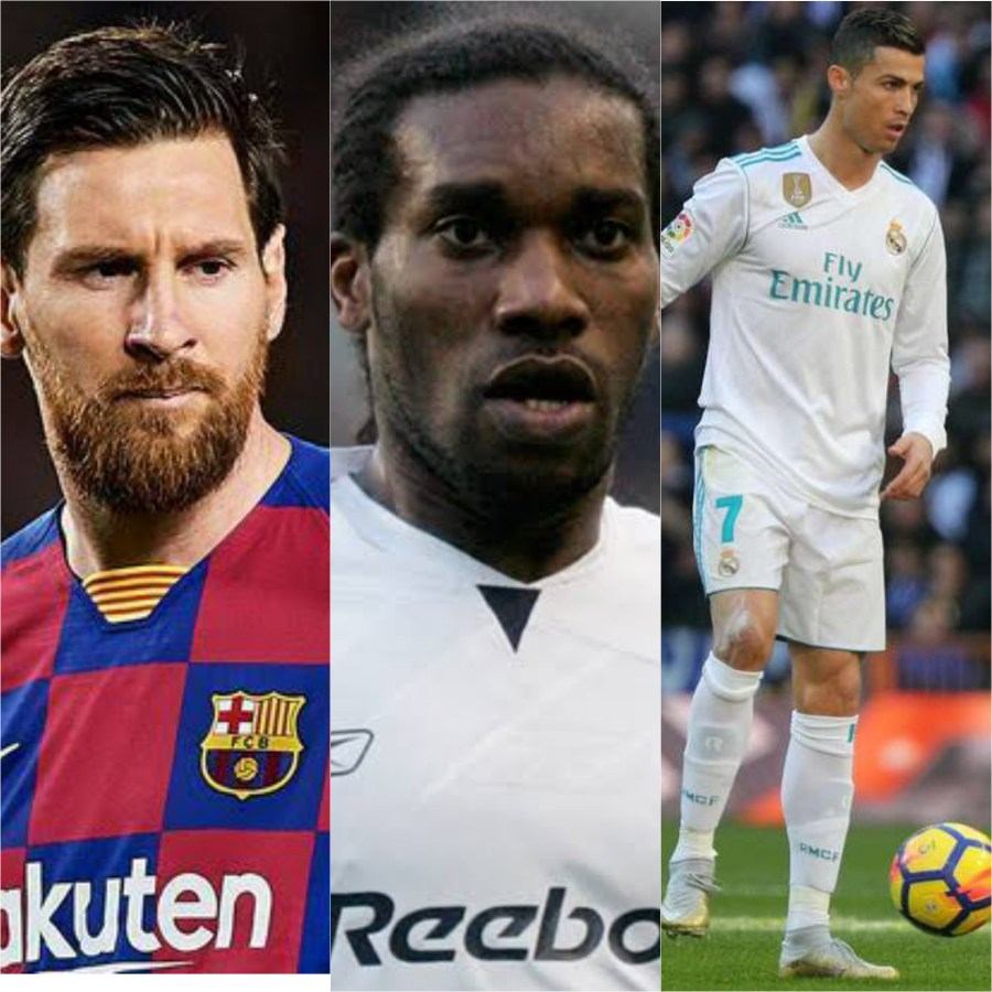 Cristiano Ronaldo, Lionel Messi, Jay Jay Okocha: See new list of the 30 greatest free-kick takers of all time