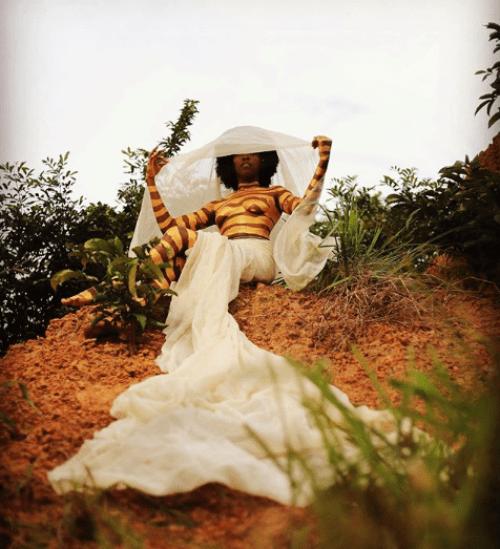5f16ac3caa7e0 - Nigerian Tribal Mark Mannequin, Adetutu OJ Goes Nude For A Shoot