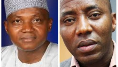 Garba Shehu threatens to release tape of Isa Funtua's visit to Sowore