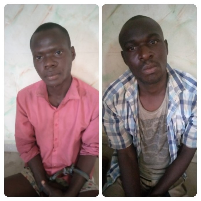 Three kidnappers killed and two of their informants arrested in Kogi (photos)