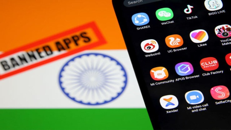 India bans 47 more Chinese apps weeks after blocking TikTok and 58 others over security fears