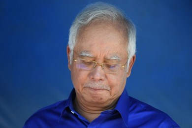 Former Malaysian Prime Minister, Najib Razak is sentenced to 12 years in jail and fined £38million