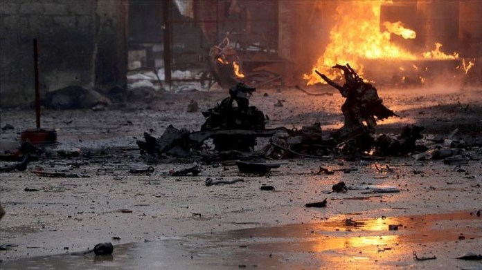 Explosion rocks Maiduguri on Sallah eve